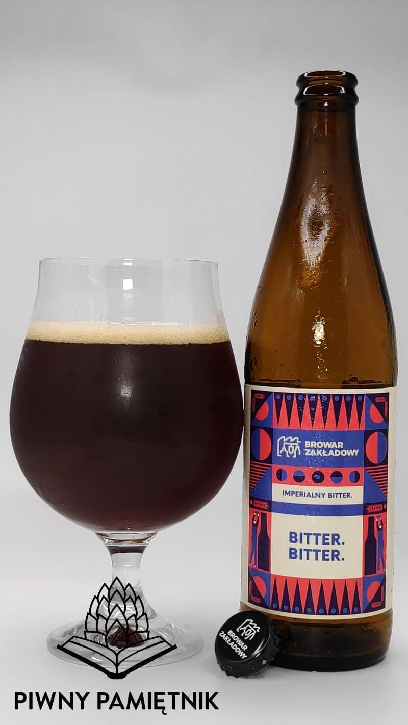 Bitter. Bitter. z Browaru Zakładowego