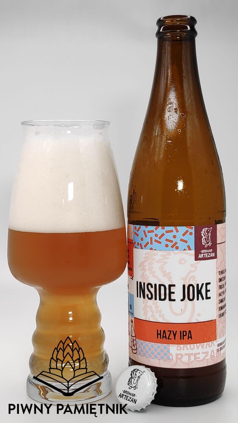 Inside Joke z Browaru Artezan