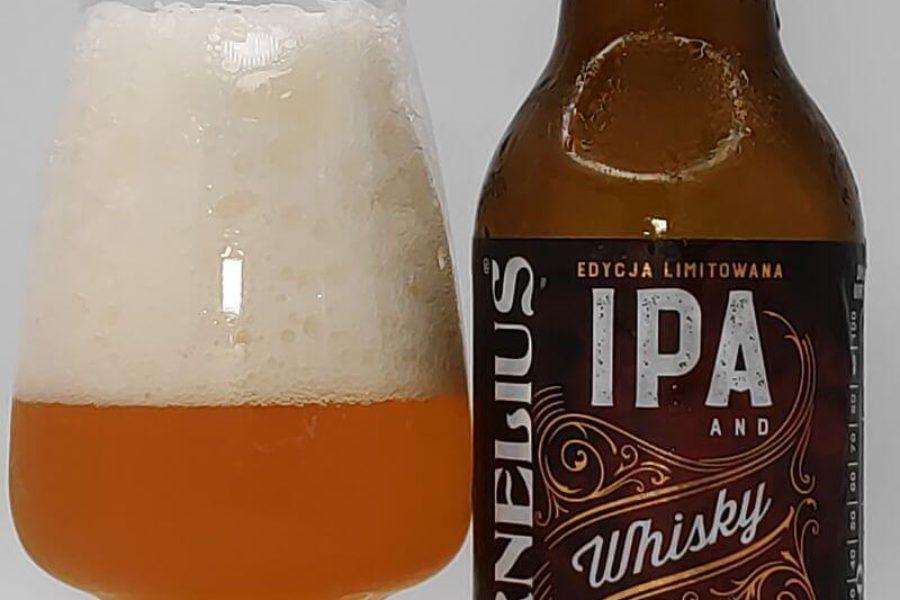 Cornelius IPA and Whisky z Browaru Cornelius (Sulimar)