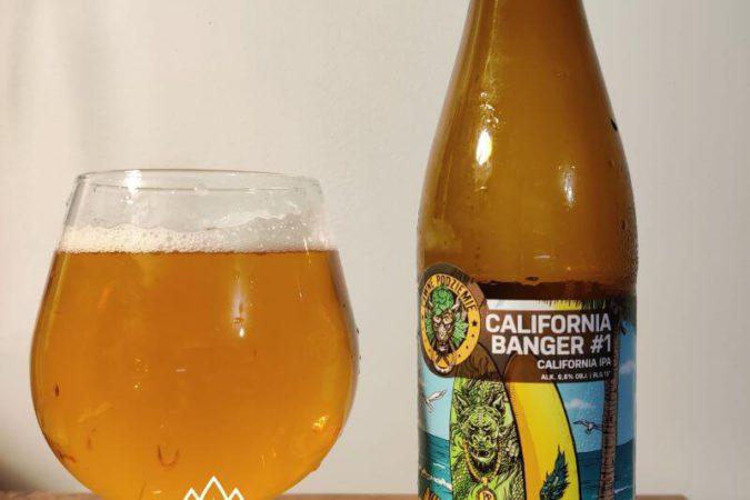 California Banger #1 z Browaru Piwne Podziemie