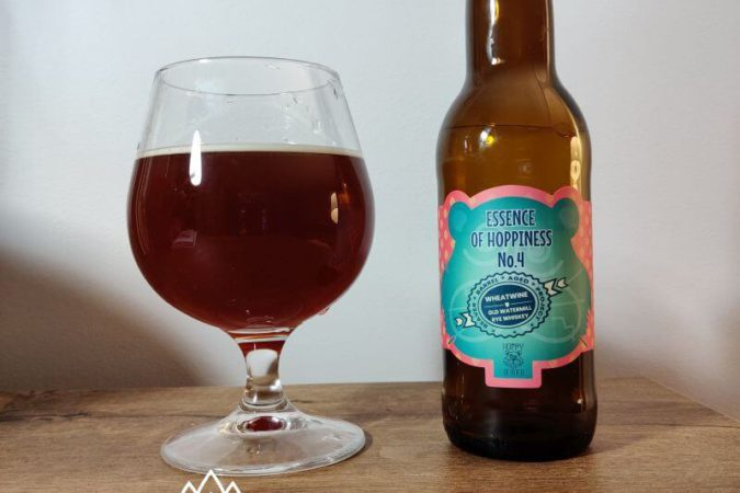 Essence of Hoppiness No. 4 z Browaru Hoppy Beaver