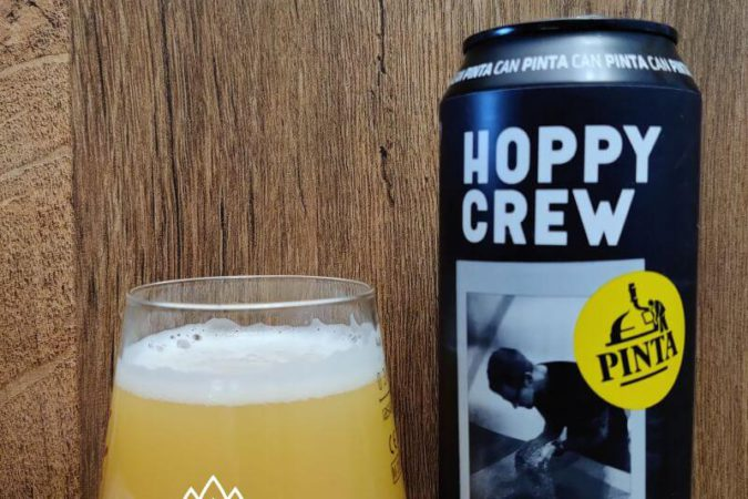Hoppy Crew: Where is it? z Browaru Pinta