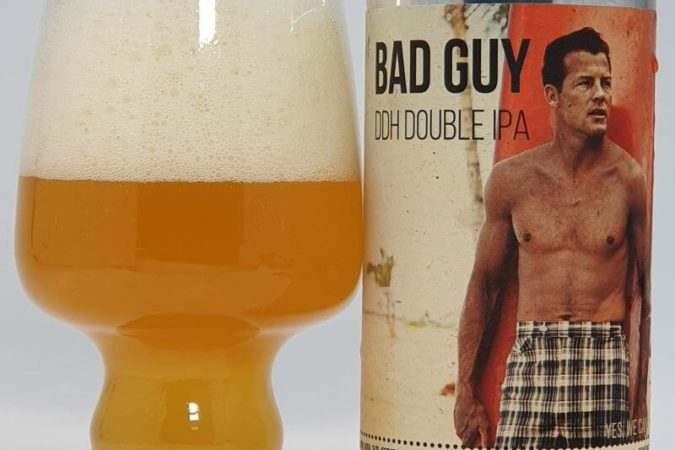 Bad Guy z Browaru Brewery Hills
