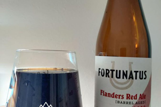 Fortunatus III: Flanders Red Ale Barrel Aged z Browaru Fortuna