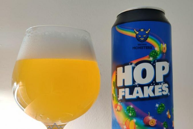 Hop Flakes z Browaru Monsters