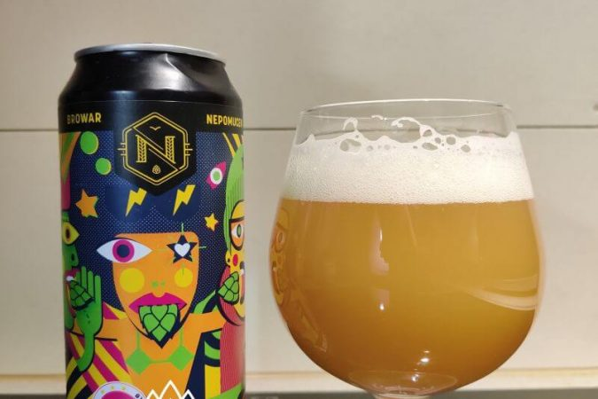 TRIPLE-DOUBLE '21 Citra x Simcoe x Amarillo z Browaru Nepomucen