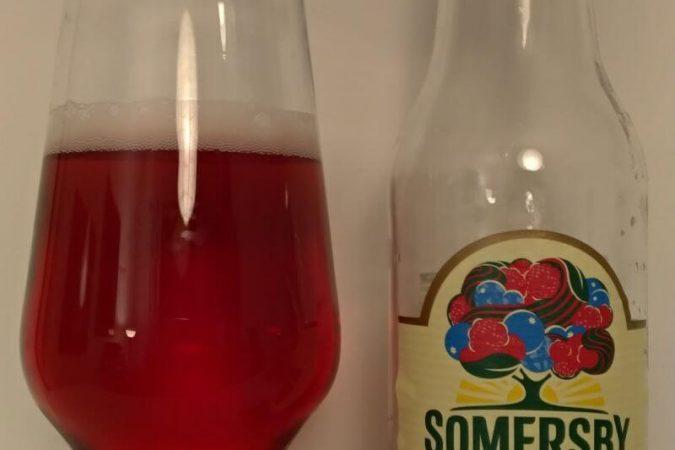 Somersby Wild Berries od Carlsberg Polska