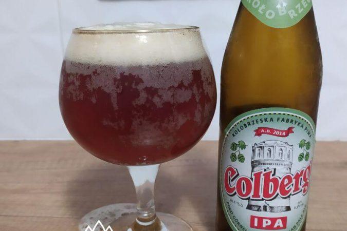 Colberg IPA z Browaru Colberg – Kołobrzeska Fabryka Piwa