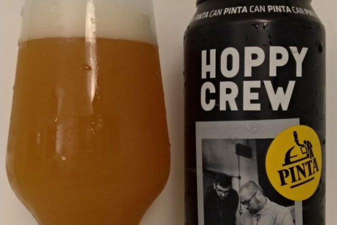 Hoppy Crew: Where Are We? z Browaru Pinta