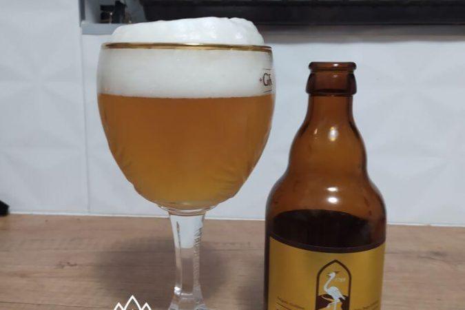 Bornem Tripel z Browaru Brouwerij Van Steenberge (Ertvelde – Belgia)