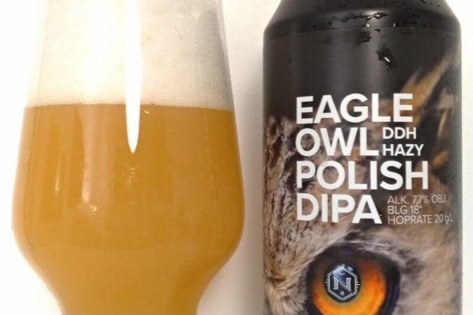 Eagle Owl z Browaru Nepomucen