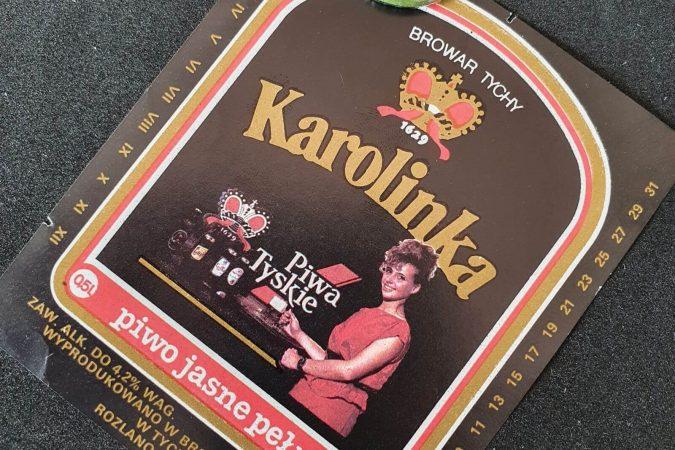 Zabytkowe Etykiety Polskich Piw #0043: Browar Książęcy w Tychach #005