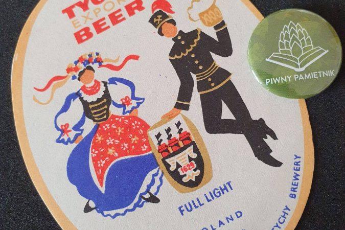 Zabytkowe Etykiety Polskich Piw #0048: Browar Książęcy w Tychach #010