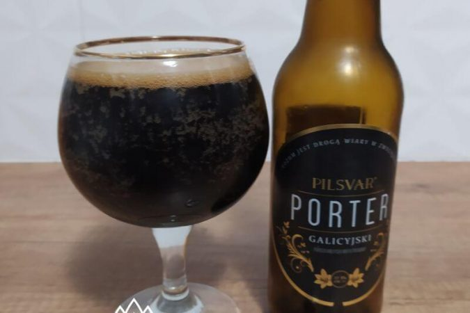 Pilsvar Porter Galicyjski z Browaru Pilsweizer Grybów