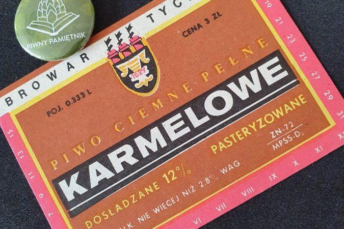 Zabytkowe Etykiety Polskich Piw #0053: Browar Książęcy w Tychach #014