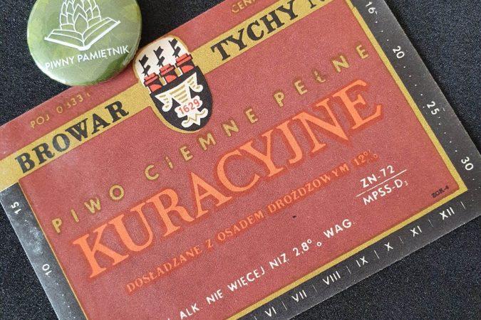 Zabytkowe Etykiety Polskich Piw #0054: Browar Książęcy w Tychach #015