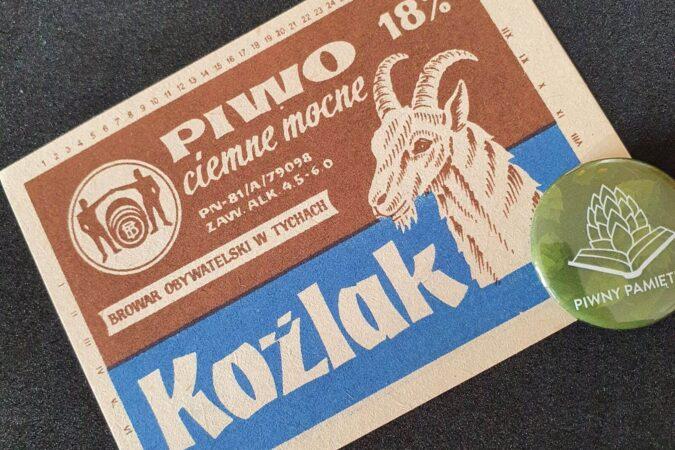 Zabytkowe Etykiety Polskich Piw #0062: Browar Książęcy w Tychach #023