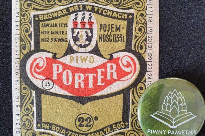 Zabytkowe Etykiety Polskich Piw #0065: Browar Książęcy w Tychach #026