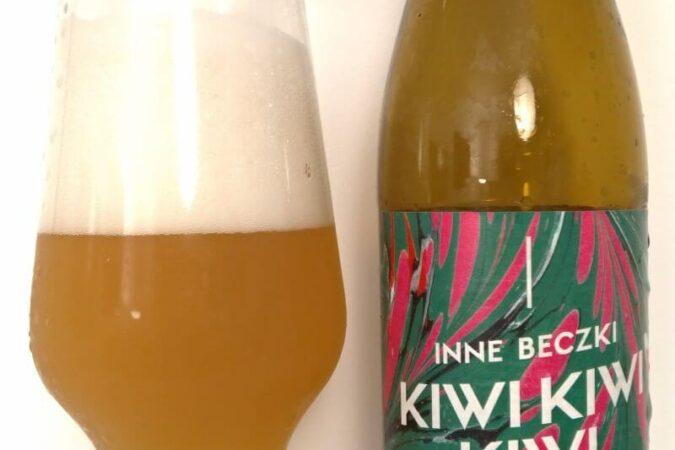 Kiwi Kiwi Kiwi  z Browaru Inne Beczki