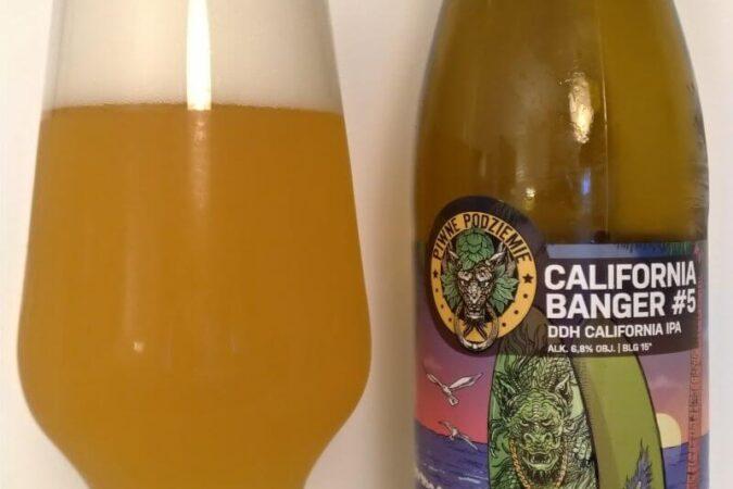 California Banger #5 z Browaru Piwne Podziemie