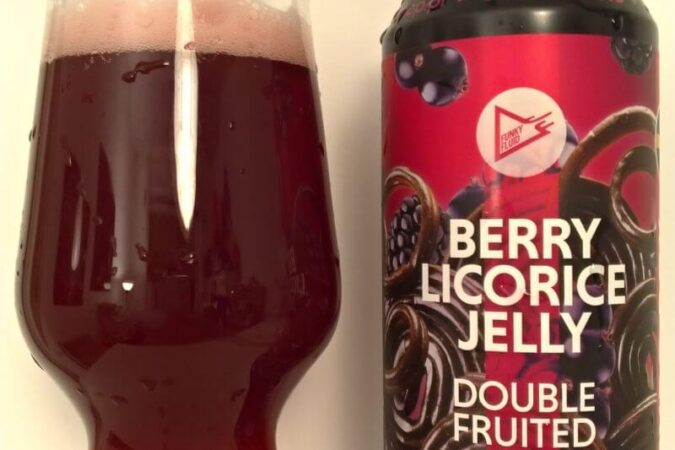 Berry Licorice Jelly  z Browaru Funky Fluid